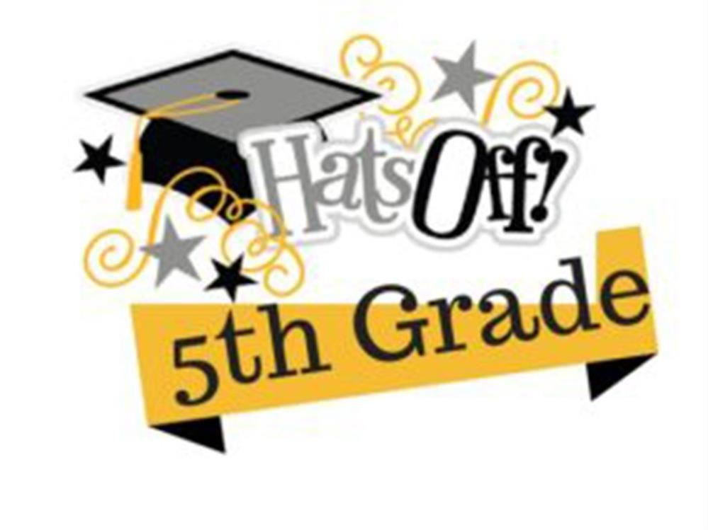 Click here Friday, June 19th at 10am for Drexel's 5th Grade Moving Up Ceremony