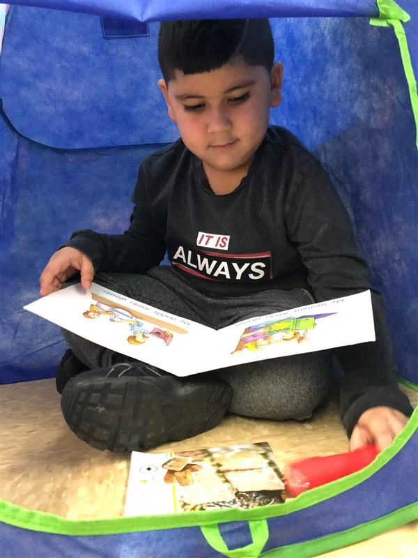 IRLA Independent Reading